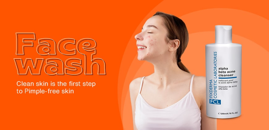 Fcl Alpha Beta Acne Cleanser